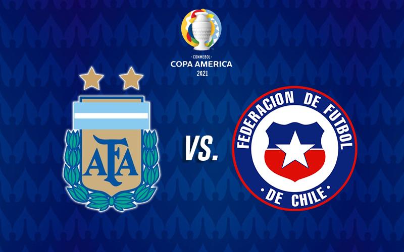 Profebet Análisis y pronóstico deportivo Copa AméricaARGENTINA vs CHILE
