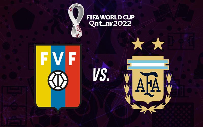 Eliminatorias Qatar 2022: Venezuela vs. Argentina