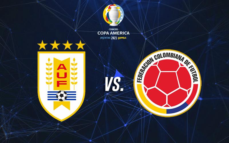 Profebet Análisis y pronóstico deportivo Copa América URUGUAY vs COLOMBIA